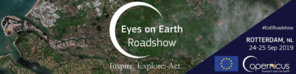 Illustration of Eyes on Earth Roadshow - part 2 - Rotterdam