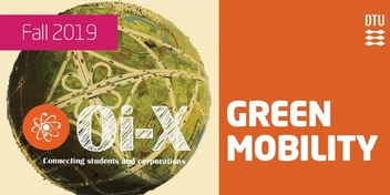 Illustration of Oi-X Green Mobility hackathon powered by CREODIAS
