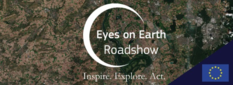 Illustration of Eyes on Earth Roadshow - part 1
